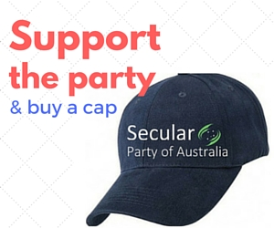 Buy a Secular party cap