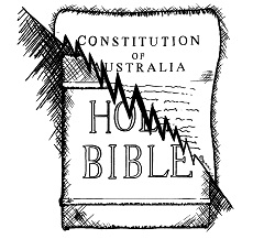 Australian Constitution and links with the Bible