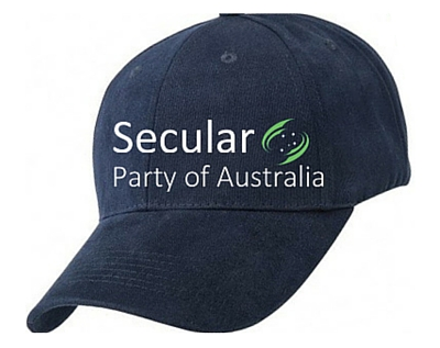 Secular Party Cap
